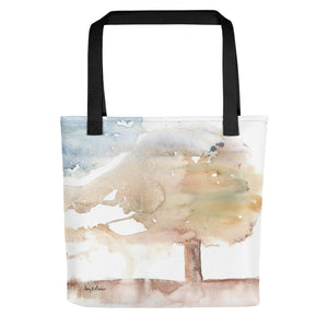 """Autumn Vision"" by artist Amy Martin - Tote bag"