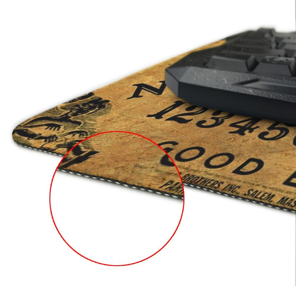 Ouija Board Non-Skid Rubber Desk Pad
