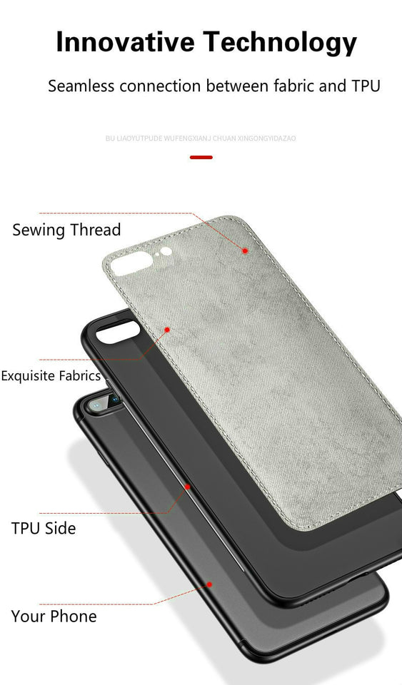 Ultra-thin Canvas Case