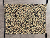 Facemask - Leopard Print