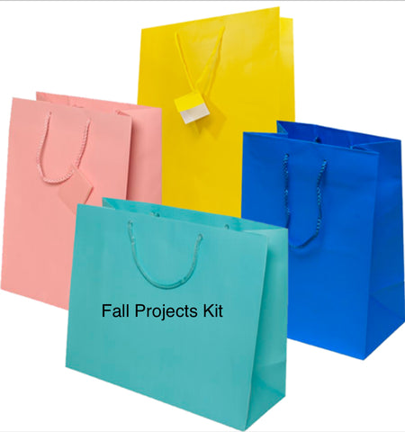Fall Projects Kit