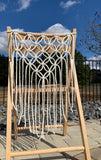 Chair Macramé