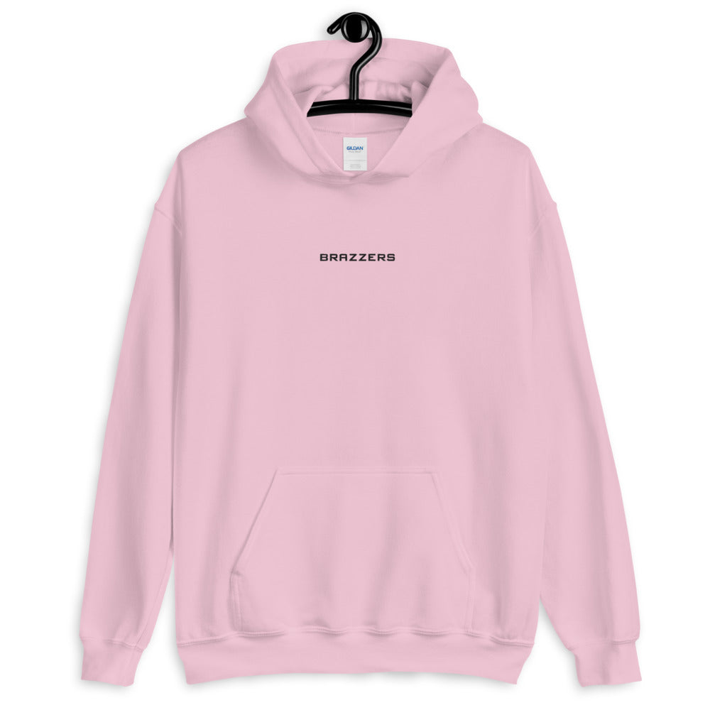 Brazzers embroidered hoodie