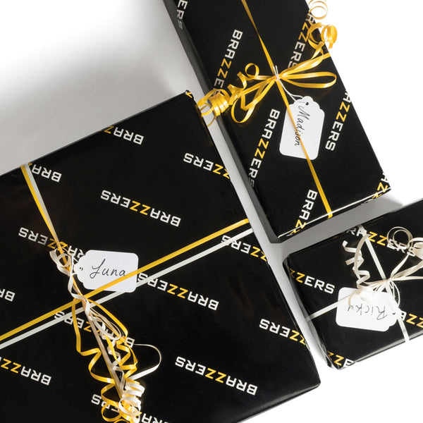 Brazzers Gift Wrapping Paper