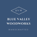 Blue Valley Woodworks logo