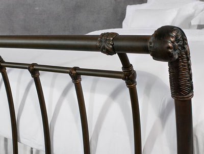 Wesley Allen Brookshire King/Queen Bed Detail