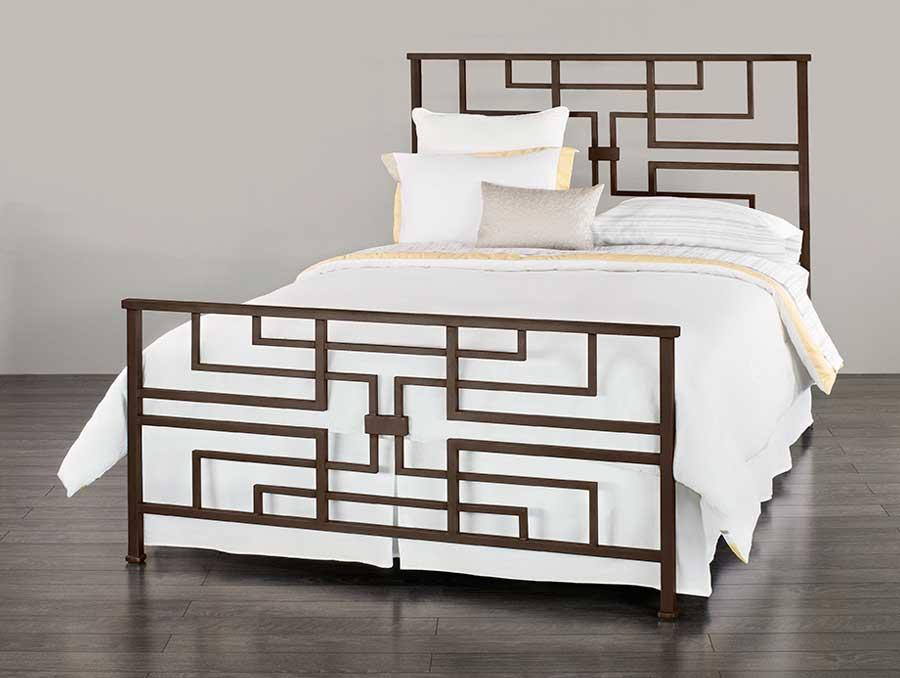 Wesley Allen Bradford King/Queen Bed Display