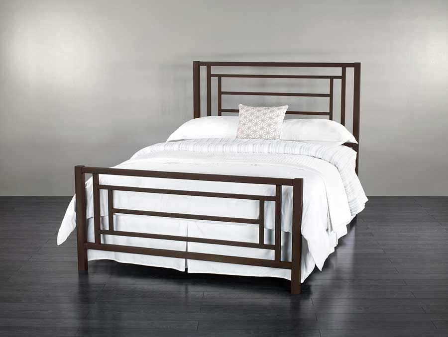 Wesley Allen Sunset King/Queen Bed Display