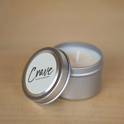 Crave Candles 2 oz. travel tin