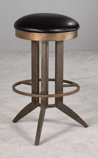 Wesley Allen Bolton Stool Display
