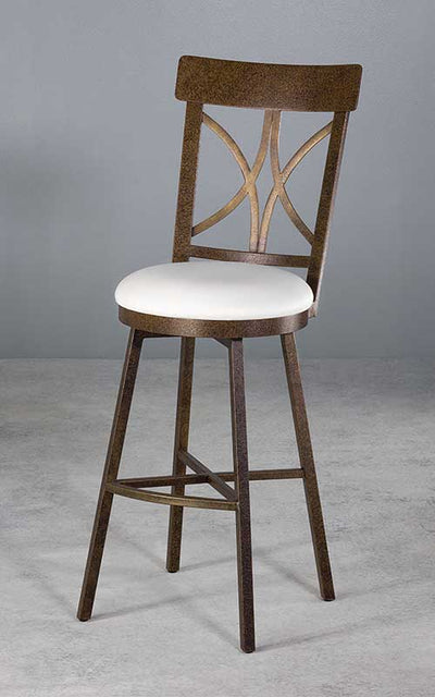 Wesley Allen Camarillo Stool Display