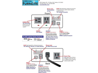 Cherry Creek Wall Desk built-in outlet diagram Hooker Furniture