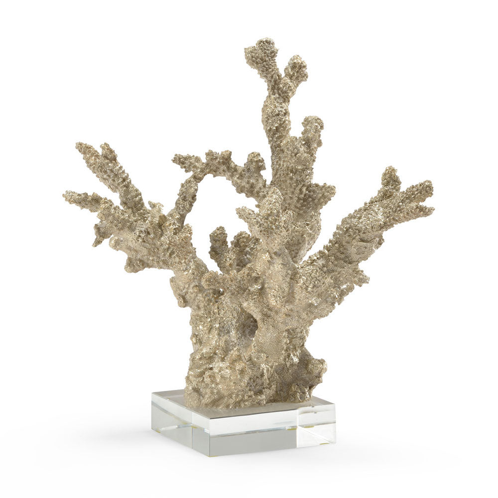Coral on Crystal