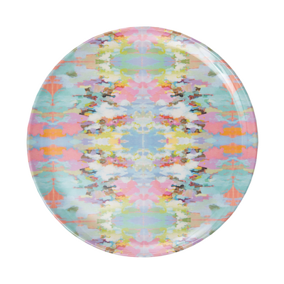 Brooks Avenue Melamine Plate melamine patio dining plate from Laura Park Designs
