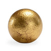 Hammered Ball - Gold (medium)