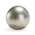 Hammered Ball - Silver (medium)