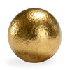 Hammered Ball - Gold (large)
