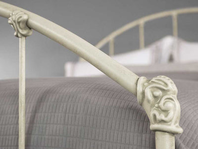 Wesley Allen Coventry King/Queen Bed Detail