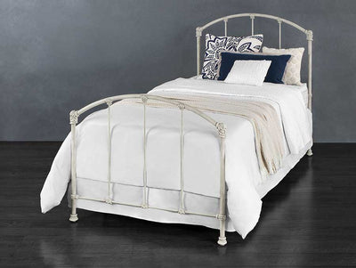 Wesley Allen Coventry Double Bed Display