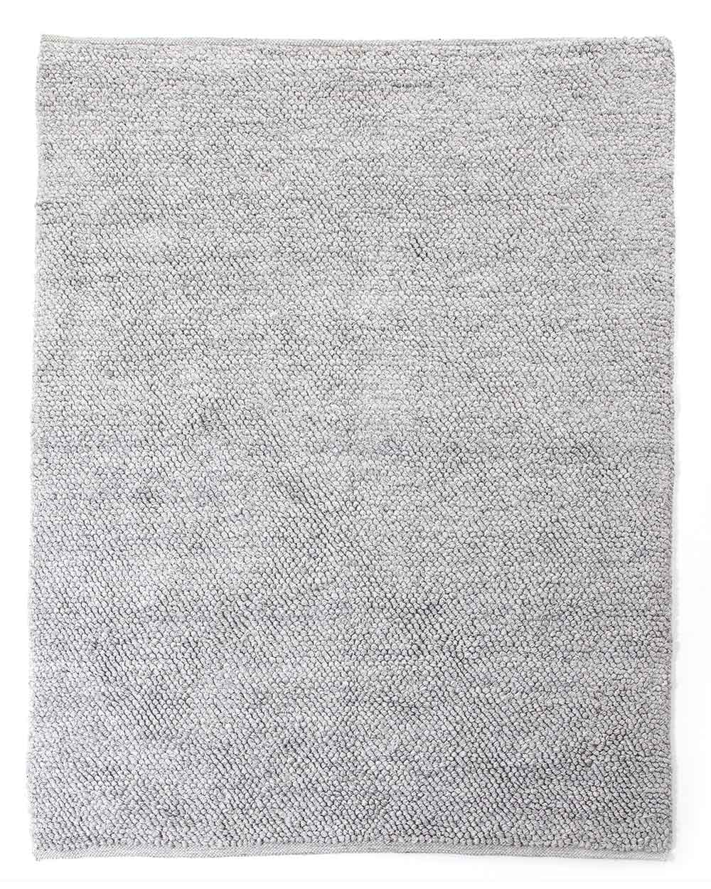 Billa light grey outdoor rug Four Hands product image