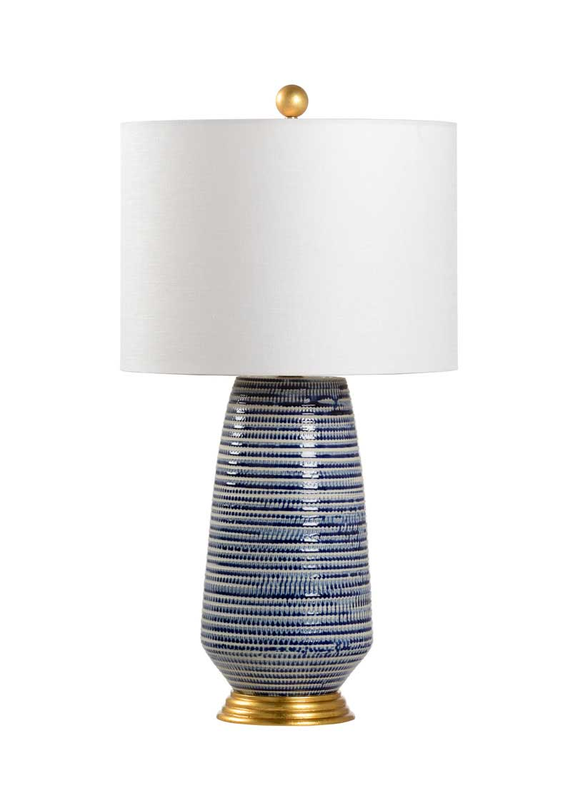 Hive Lamp Blue Chelsea House Decorative Lighting