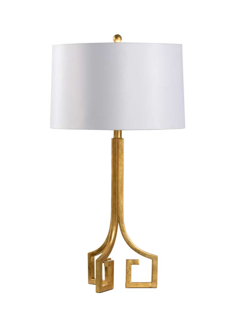 Corinth Lamp - Gold
