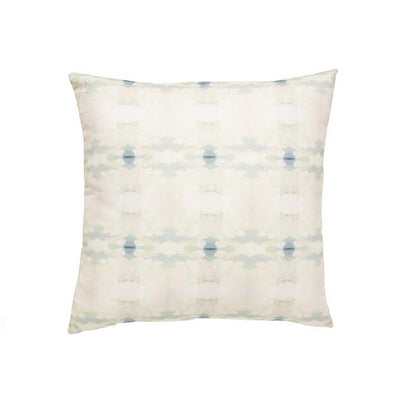 Coral Bay Outdoor Pillow Pale Blue Laura Park Designs Square