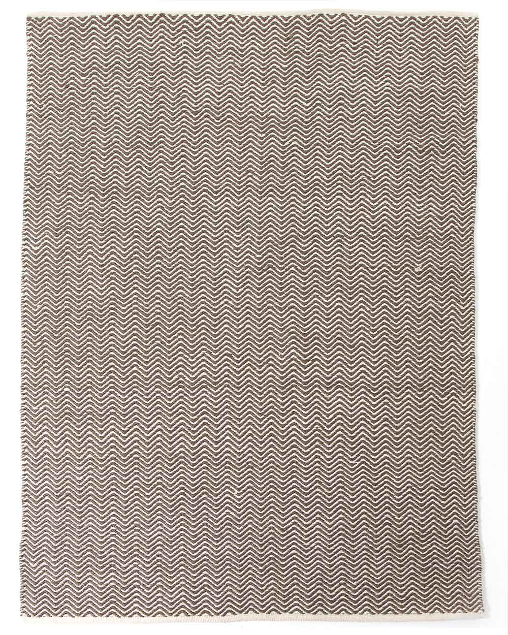 Darla light brown and cream outdoor rug Four Hands product image