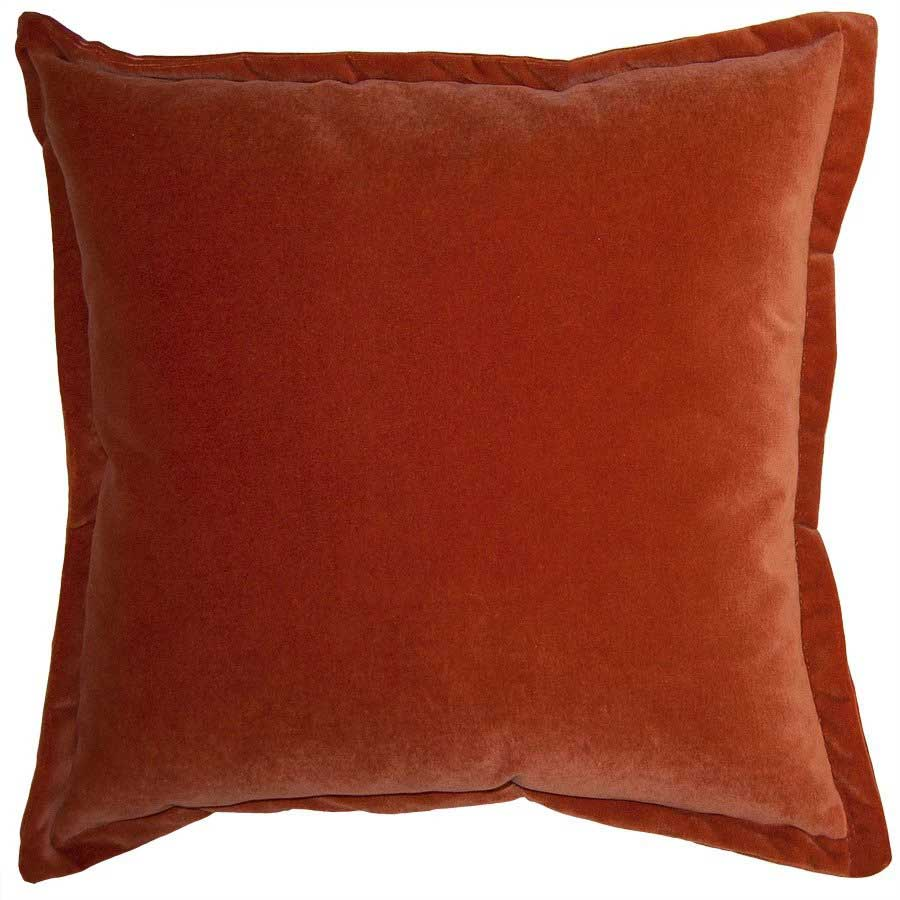 Dom Shrimp Pillow Square Feathers Villa Collection