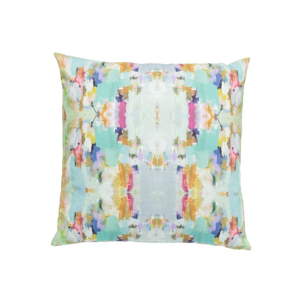 Fiesta Outdoor Square Pillow Laura Park Designs