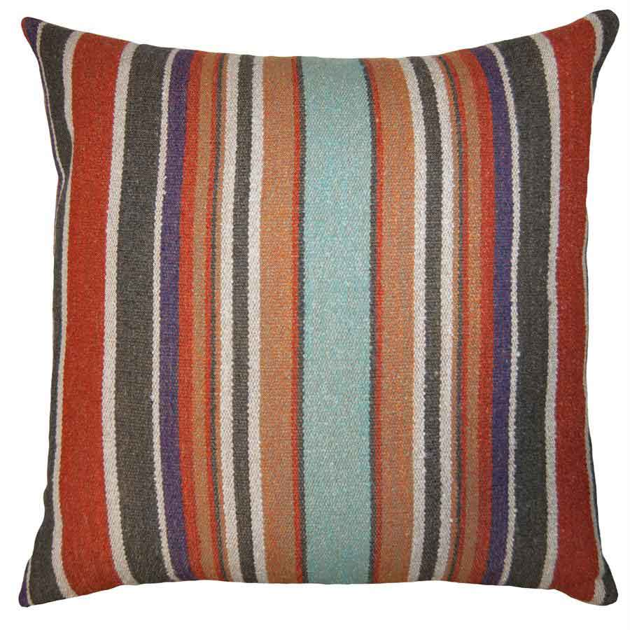 Firestone Stripe Pillow Squarefeathers Designer Collection