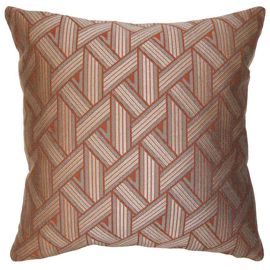 Georgia Bands Pillow Squarefeathers Designer Collection