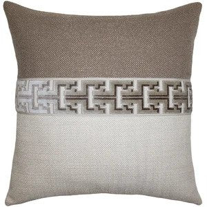 Jager Vanilla Pillow Square Feathers