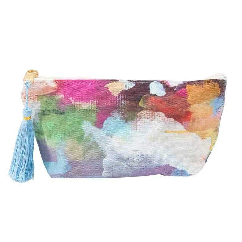 Indigo Girl Cosmetic Bag Laura Park Designs