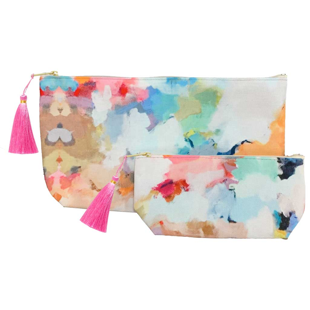 Under The Sea Cosmetic Bag Laura Park Designs