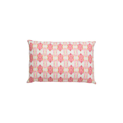Cinco de Mayo Pink Cotton Linen Pillow Laura Park Designs Lumbar