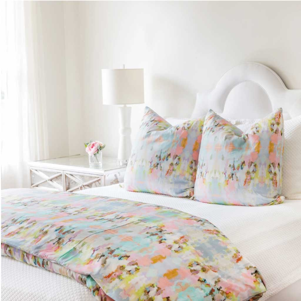 Brooks Avenue Duvet Cover Microlux Full/Queen Laura Park Designs
