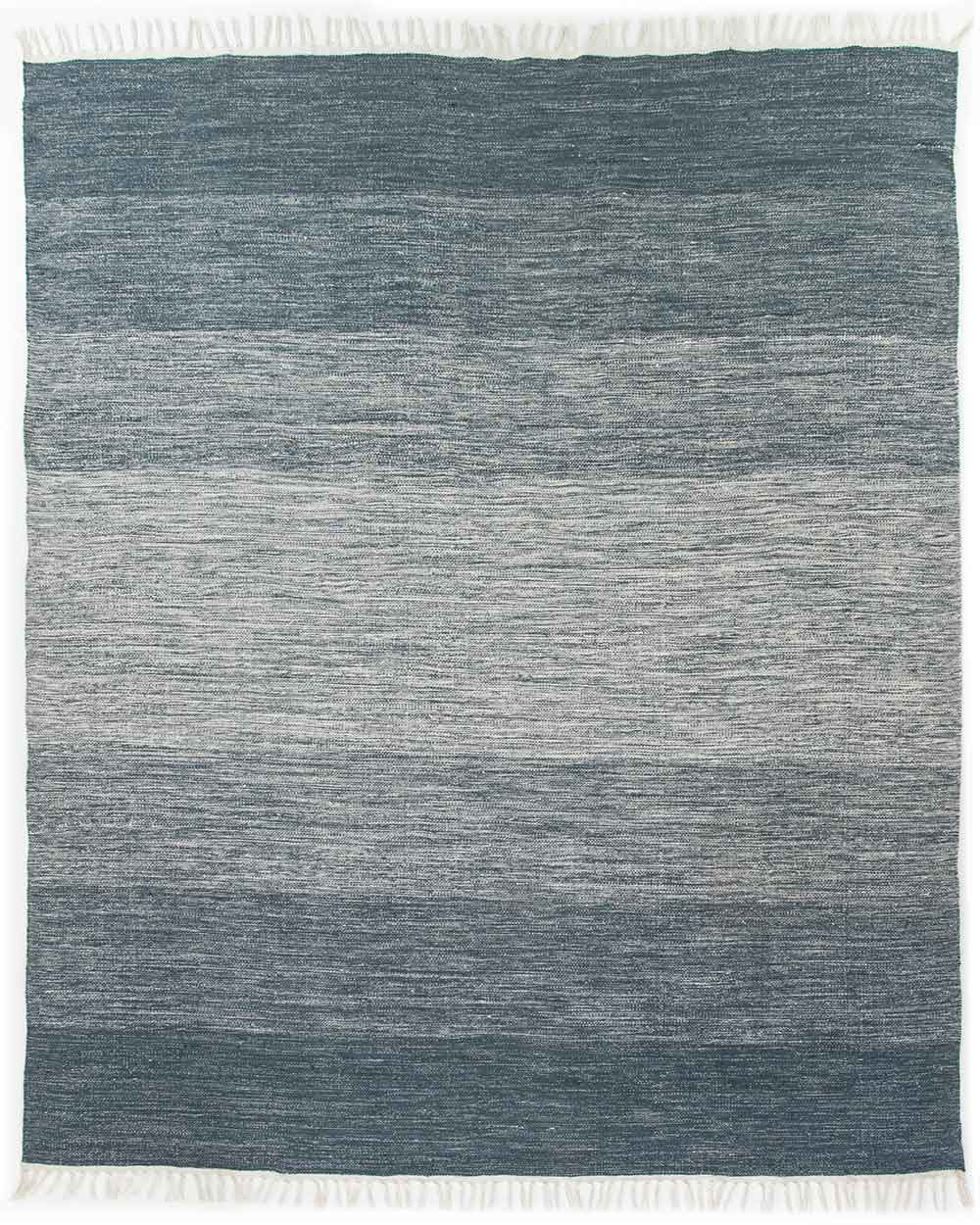 Loma Navy Ombre Outdoor Rug Four Hands product image