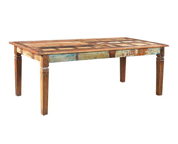 Nantucket Dining Table-7 Foot