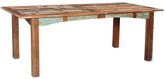 Nantucket Dining Table-Arched