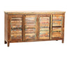 Nantucket Sideboard-Louvered
