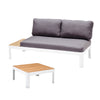 Cavalla 2 PC Lounger Set Outdoor Seating Southern Enterprises Configuration 1