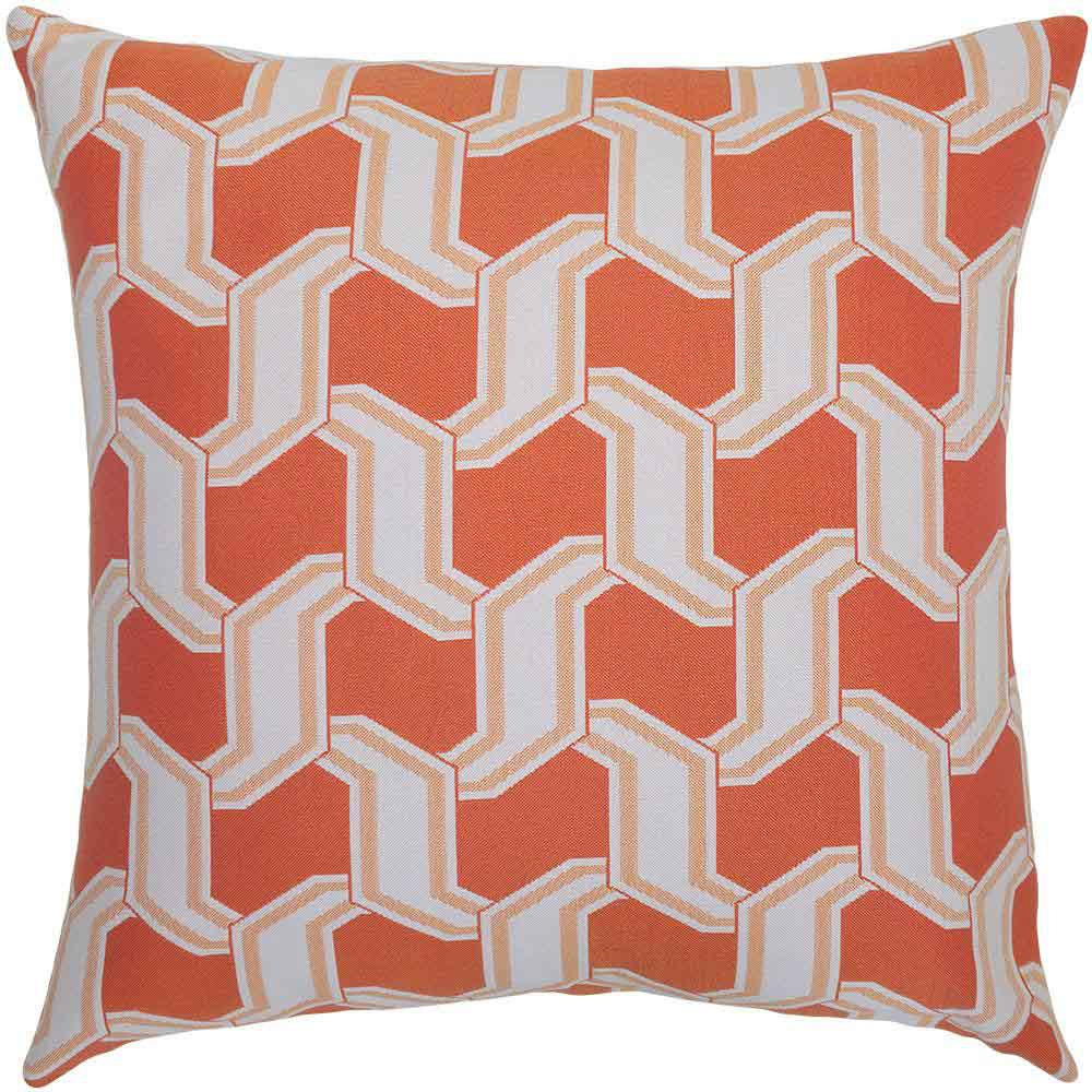 Chain Mango Pillow Square Feathers