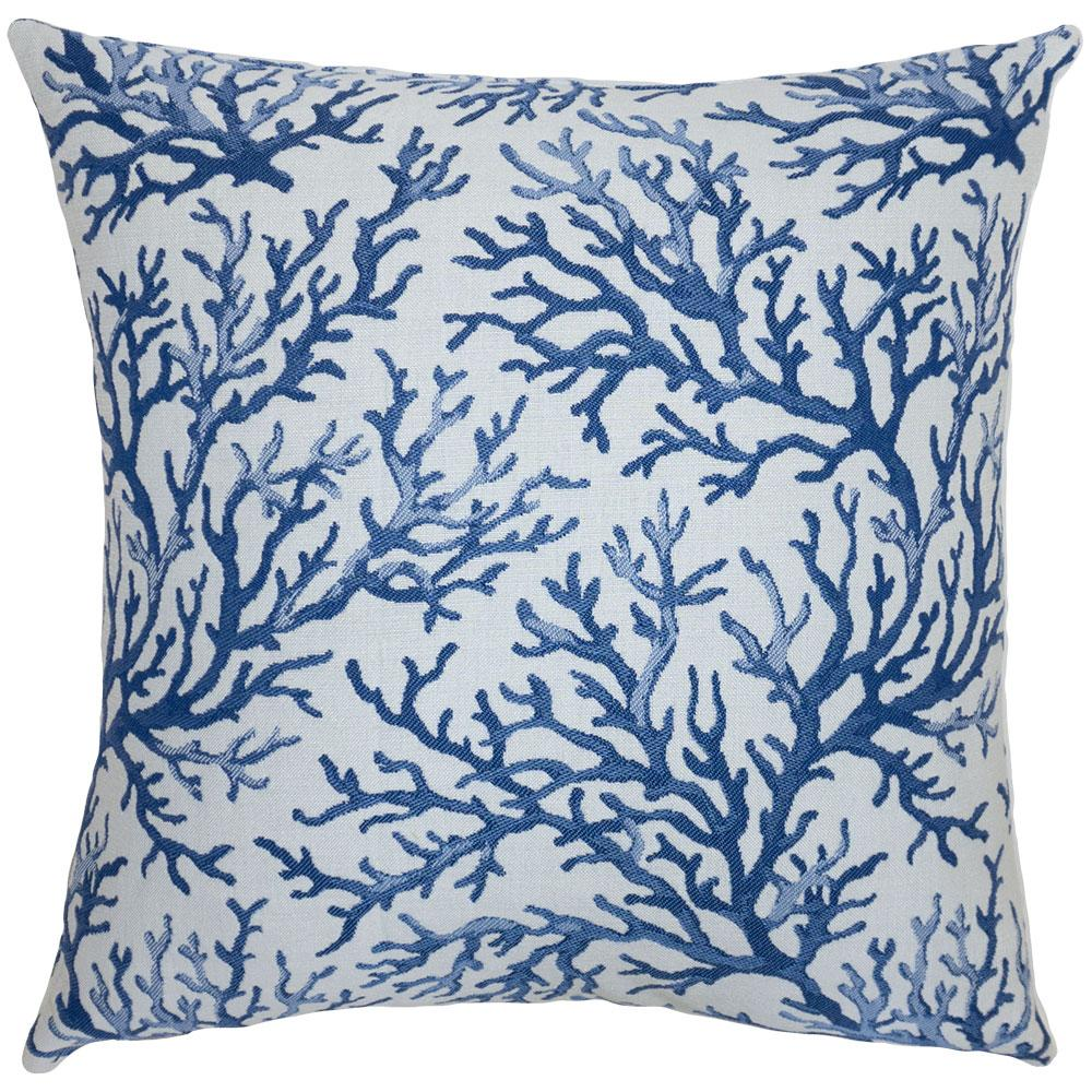 Coral Royal Pillow