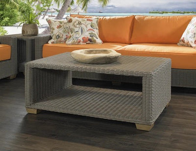 Nautilus Outdoor Coffee Table Padma's Plantation Lifestyle Image