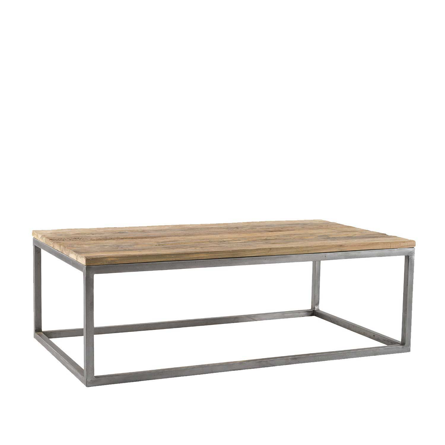 Salamanca Recycled Teak Coffee Table Padma's Plantation