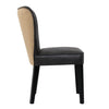 Padmas Plantation Rest Beach Eco Leather Dining Chair Side