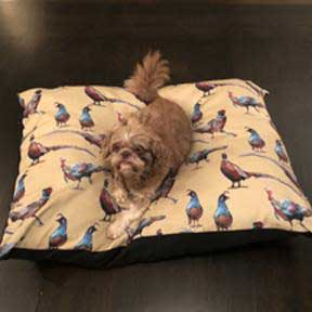 Ringneck & Lure Pet Bed