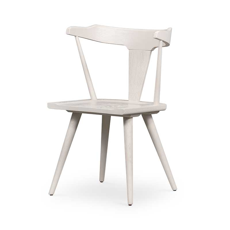 Ripley Dining Chair in off white from Four Hands Furniture