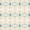 Butterfly Garden Pale Blue Throw Blanket in soft blues from Laura Park Designs pattern swatch
